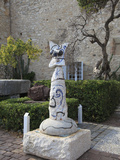 Picasso Museum  Old Town  Vieil Antibes  Antibes  Cote D'Azur  French Riviera  Provence  France  Eu
