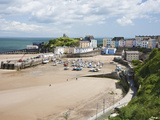Tenby Harbour  Tenby  Pembrokeshire  Wales  United Kingdom  Europe