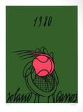 Roland Garros  1980 (green)