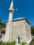 Podgrad Mosque  Stolac  Bosnia and Herzegovina  Europe