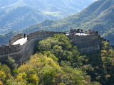 Great Wall of China  UNESCO World Heritage Site  Huanghuacheng (Yellow Flower) in Autumn  from Ming
