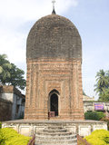Pratapeswar Temple (Pratapeshvara Mandir)  a 19th Century Rekha Deul  Decorated with Terracotta Car