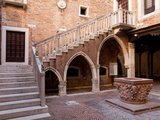 Ca' D'Oro (House of Gold) (Palazzo Santa Sofia)  Venice  UNESCO World Heritage Site  Veneto  Italy
