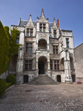 Hotel Gouin  a 15th Century Town Mansion Now a Museum  the Facade Is a Masterpiece of the Italian R