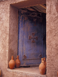 Berber Village Doorway  Morocco