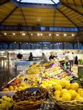 Covered Fruit Market  Albi  Tarn Department  Midi-Pyrenees Region  France
