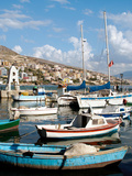 Marina and Fishing Port of Saranda  Albania
