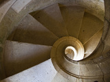 Stairs Leading to the Roof of the Cloister of John Iii of the Convento De Cristo  Tomar  Portugal