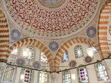 Mausoleum of the Sultans  Aya Sofya  Circa 1566-1603  16th Century Iznik Tiles  Istanbul  Turkey