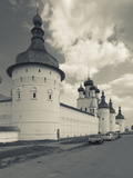 West Gate  Rostov Kremlin  Rostov-Veliky  Golden Ring  Yaroslavl Oblast  Russia