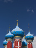 Church of Saint Dmitry on the Blood  Uglich Kremlin  Uglich  Golden Ring  Yaroslavl Oblast  Russia