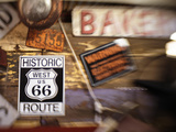 Route 66 Sign  Tucumcari  New Mexico  Usa
