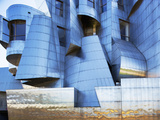 Weisman Art Museum Building at University of Minnesota  Saint Paul  Minnesota  Usa
