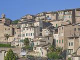 Tuscany Hillside Houses  Siena  Italy