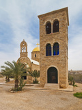Greek Orthodox Church  Baptismal Site of Jesus Christ  Jordan River Valley  Jordan