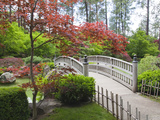 Nishinomiya Japanese Garden  Manito Park  Spokane  Washington  Usa