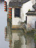 Old Residence Along the Grand Canal  Xitang  Zhejiang  China
