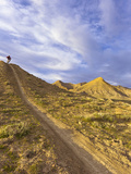 Sam Long Mountain Bikes on the Zippy Doo Dah Trail in Fruita  Colorado  Usa