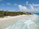 Crane Beach at Crane Beach Resort  Barbados  Caribbean