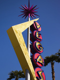 Vegas Neon Sign  Fremont Street East  Downtown  Las Vegas  Nevada  Usa