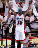 Miami  FL - June 21:  Miami Heat and Oklahoma City Thunder Game Five  Mario Chalmers
