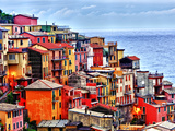 Scenes from Cinque Terra  Italy