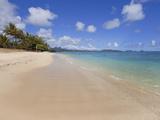 Waimanalo Beach  Oahu  Hawaii  Usa