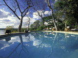 The River Club Swimming Pool  Livingstone  Zambia