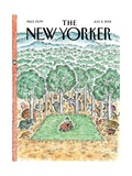 The New Yorker Cover - July 2  2012