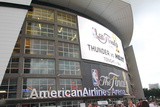 Miami  FL - June 21:  A shot of American Airlines Arena before the game