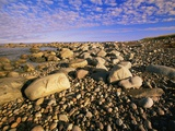 Glacial Boulders on a Beach at Gros Morne National Park
