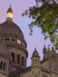 France  Paris  Montmartre  Basilique Sacre Coeur Basilica