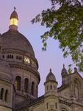 France  Paris  Montmartre  Basilique Sacre Coeur Basilica