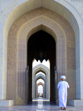 Oman  Muscat  Sultan Qaboos Grand Mosque