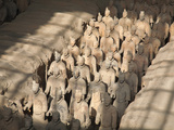 China  Shaanxi  Xi&#39;An  the Terracotta Army Museum  Terracotta Warriors