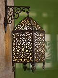Jordan  Aqaba  Traditional Arab Lamp