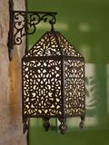 Jordan  Aqaba  Traditional Arab Lamp