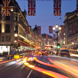 Regent Street  London  England  Uk