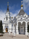 Russia  Black Sea Coast  Sochi  Church of Archangel Michael