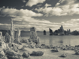 USA  California  Eastern Sierra Nevada Area  Lee Vining  Mono Lake  Tufa Stone Formation