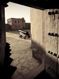 Oman  Jabrin Fort