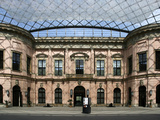 The Zeughaus (Old Arsenal) of Berlin is the Oldest Structure on the Unter Den Linden  Built by Bran