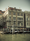 Hotel Bauer Palazzo  Grand Canal  Venice  Italy