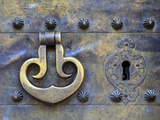 Spain  Andalucia  Cordoba  Mezquita Catedral (Mosque - Cathedral) (UNESCO Site)  Door Detail
