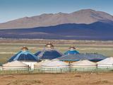 Mongolia  Bayangobi and Ger Camp