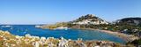 Lindos Acropolis and Village  Lindos  Rhodes  Greece