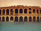 Italy  Veneto  Verona  Western Europe  'Arena Di Verona'  Dating Back to the Romans Served for Spec