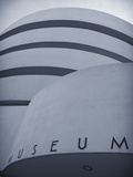 Guggenheim Museum (By Frank Lloyd Wright)  Upper East Side  Manhattan  New York City  USA