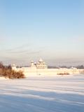 Bogorodichno-Uspenskij Monastery  Tikhvin  Leningrad Region  Russia