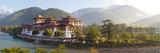 Punakha Dzong Monastery  Punakha  Bhutan